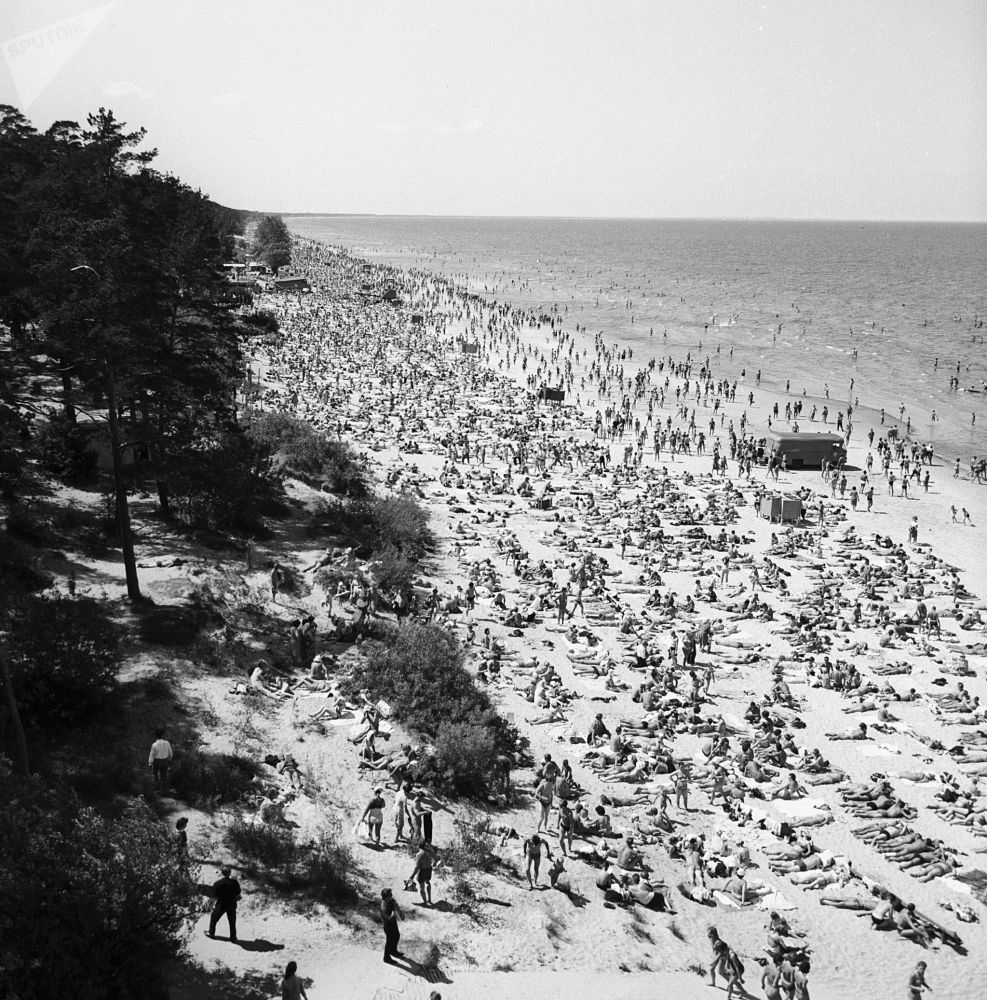 Verano, vacaciones, playa: cómo se relajaba la gente en la URSS