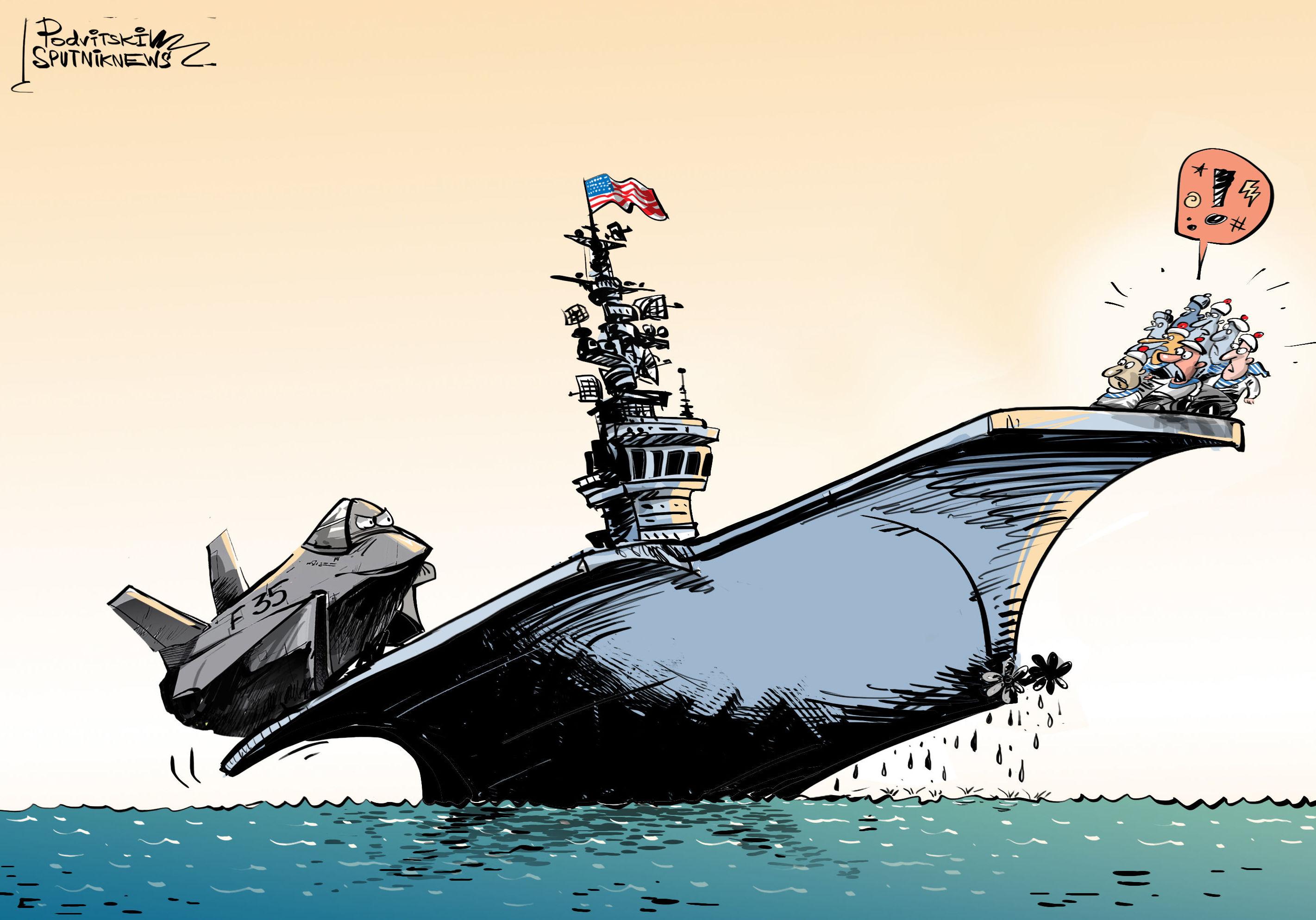 Un importante proyecto militar de EEUU, bajo riesgo