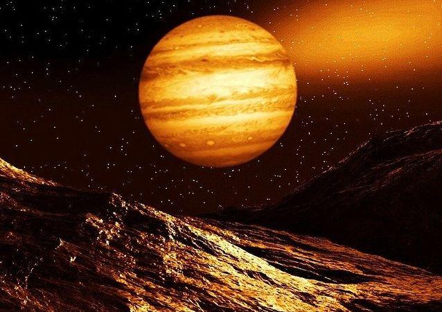 Júpiter, imagen ilustrativa