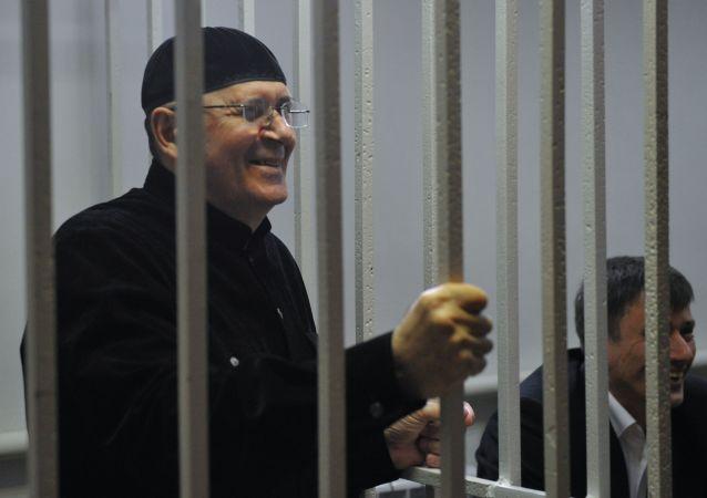El jefe de la ONG defensora de los derechos humanos Memorial en Chechenia, Oyub Titíev