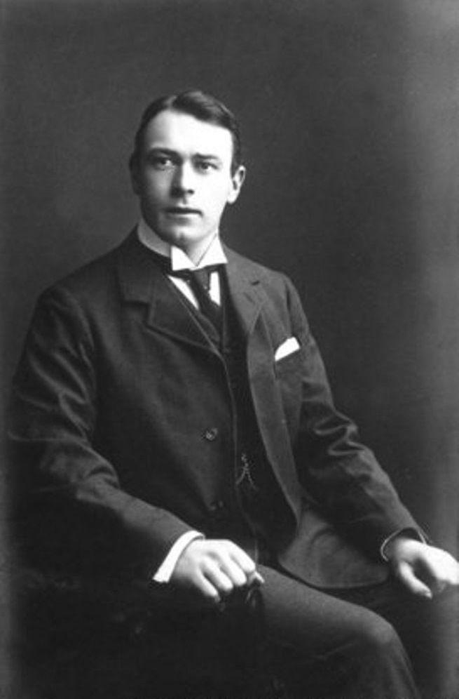 Thomas Andrews, inventor del Titanic