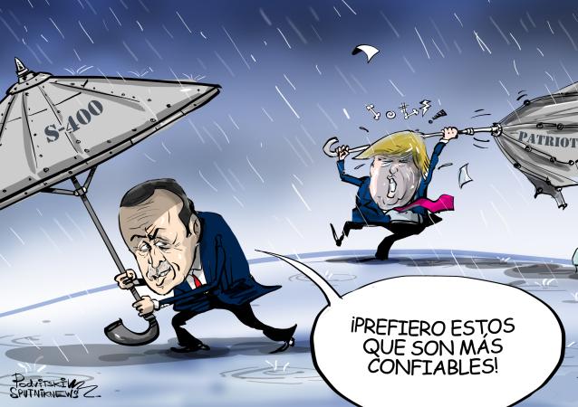 ''Los suministros de Patriot a Turquía no son una alternativa a los S-400''