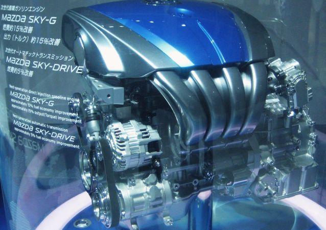 Motor Skyactiv-G