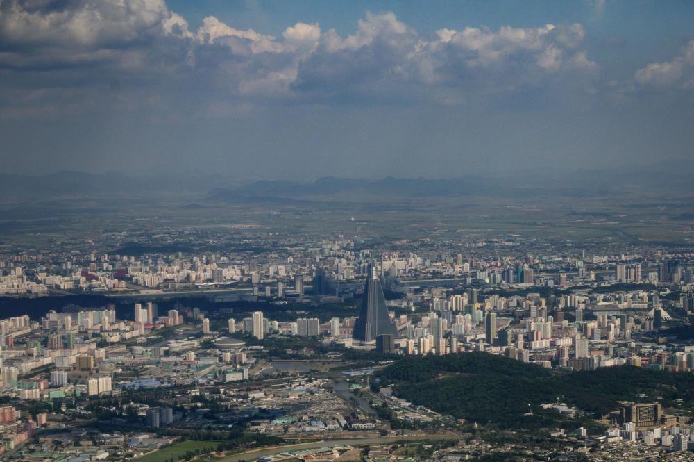 Helado y atracciones acuáticas: así se vive la ola de calor en Pyongyang