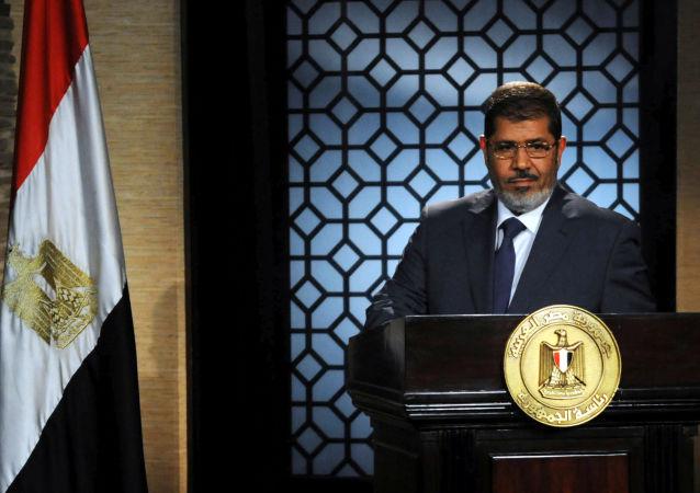 Mohamed Mursi, el expresidente de Egipto