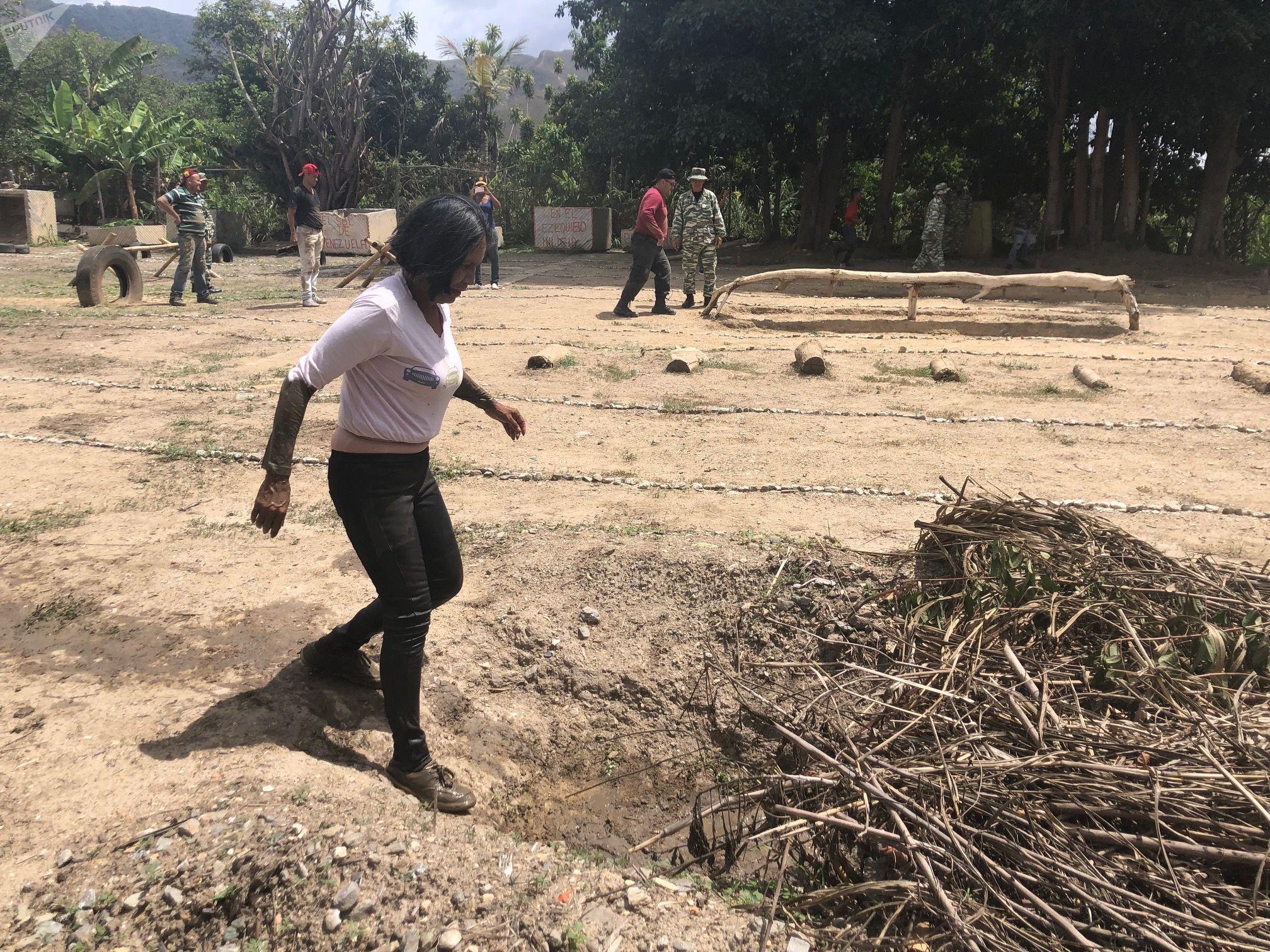 Si hay una intervención militar extranjera, los foráneos tal vez pisen Venezuela pero no van a salir de aquí caminando, afirma el mayor del Ejército Jesús Orozco