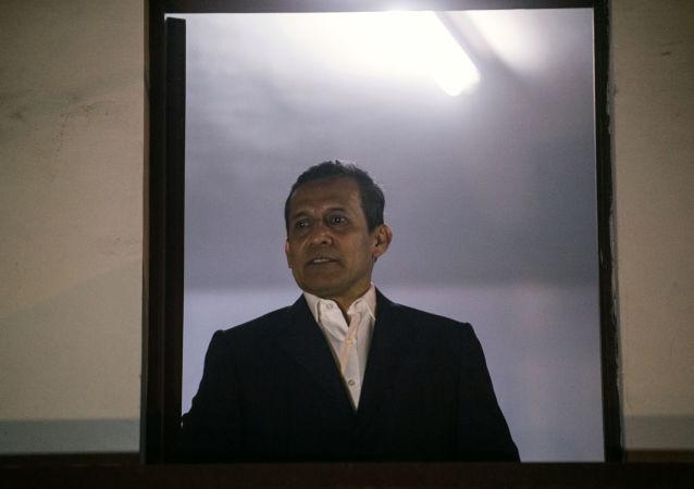 Ollanta Humala, expresidente peruano