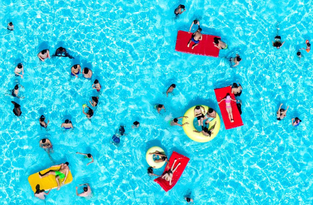 Europa cae 'víctima' de una ola de calor récord