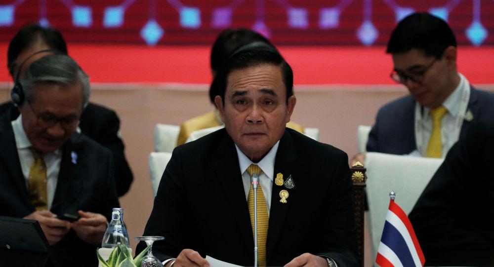 Prayut Chan-o-cha, primer ministro tailandés (archivo)