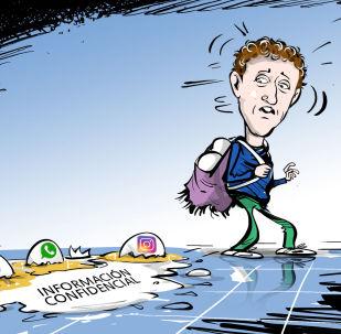 Los tres 'huevos rotos' de Zuckerberg