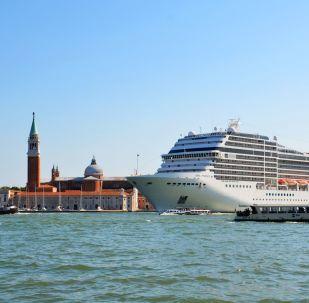 Un crucero en Venecia (archivo)