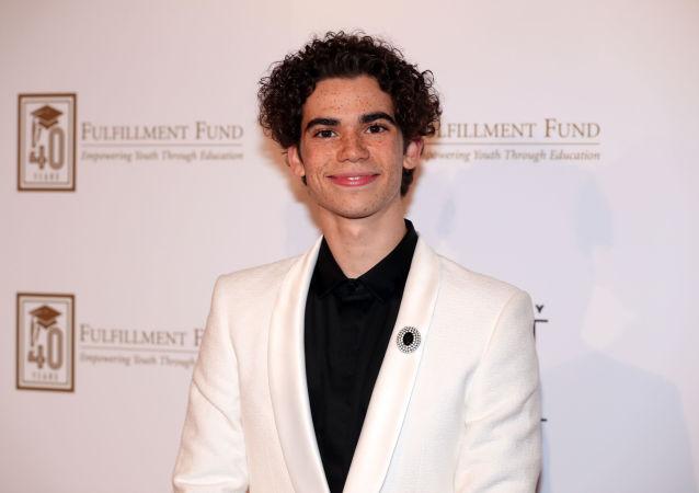 Cameron Boyce, actor estadounidense
