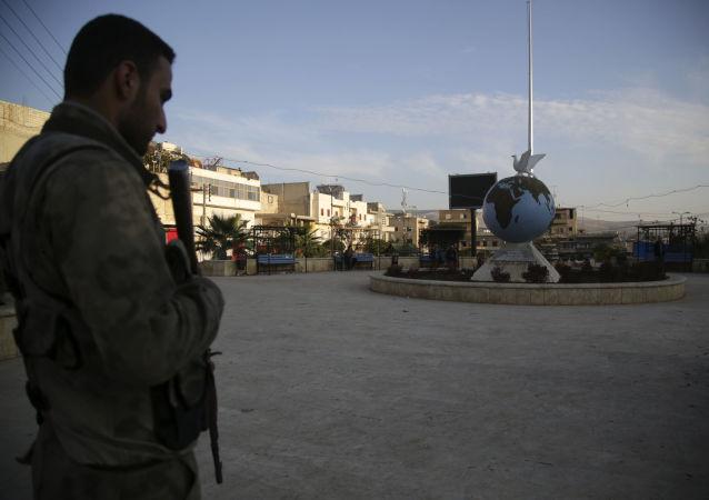 Afrín, Siria