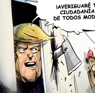 ¡No voy a hacerte daño! La obsesión de Trump con la ciudadanía de los migrantes