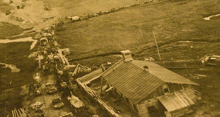 Retirada de las tropas alemanes de Vilna