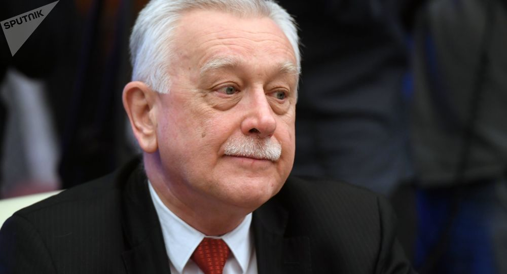 Vladímir Zayemski, embajador de Rusia en Venezuela