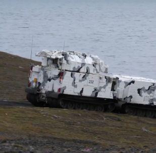 Rusia prueba sus sistemas de misiles Tor-M2DT en el Ártico