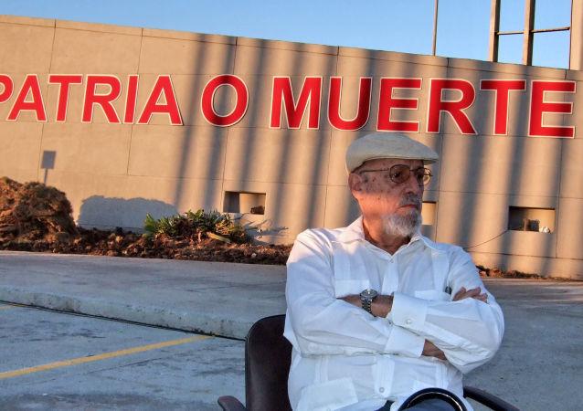 Roberto Fernández Retamar, poeta y ensayista cubano