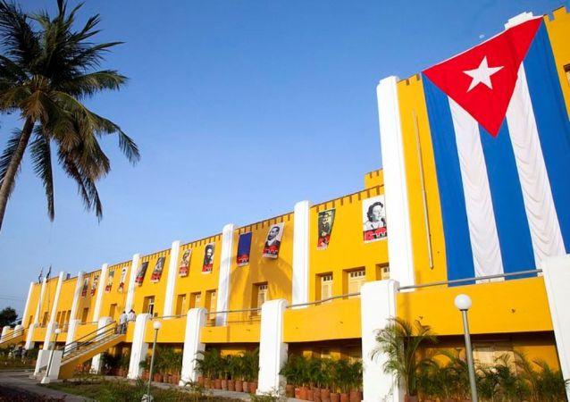 Cuartel Moncada en Santiago de Cuba