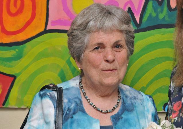 María Auxiliadora Delgado, primera dama de Uruguay