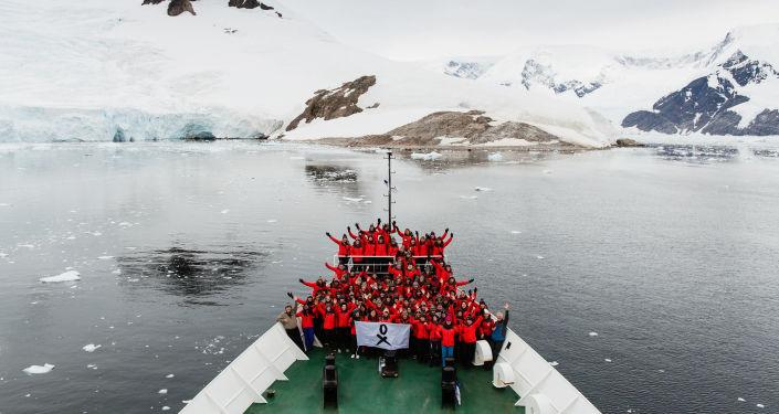 Expediciones anteriores de Homeward Bound a la Antártida