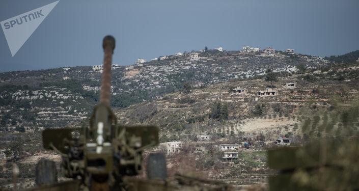 Situación en Idlib, Siria (archvio)