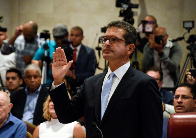 Pedro Pierluisi, sucesor del gobernador de Puerto Rico