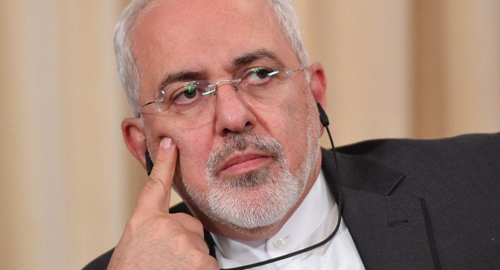 Mohamad Javad Zarif, el canciller iraní.