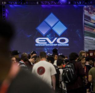 El evento de juegos de lucha EVO