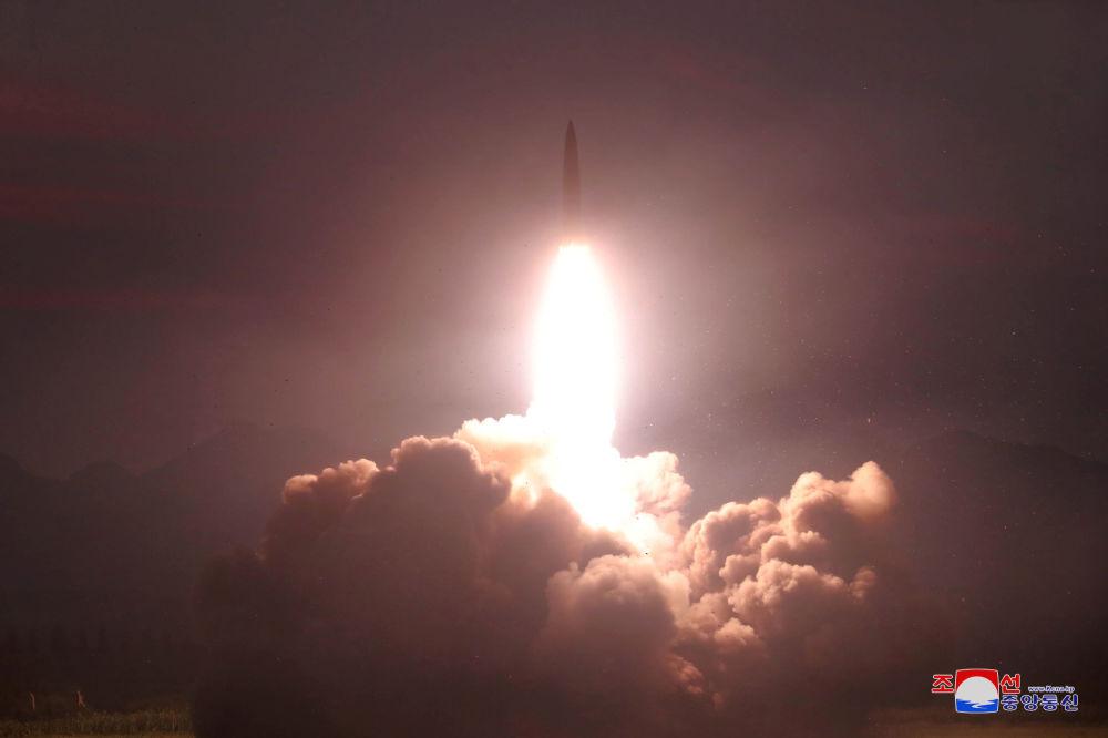 Lanzamientos de prueba en Corea del Norte