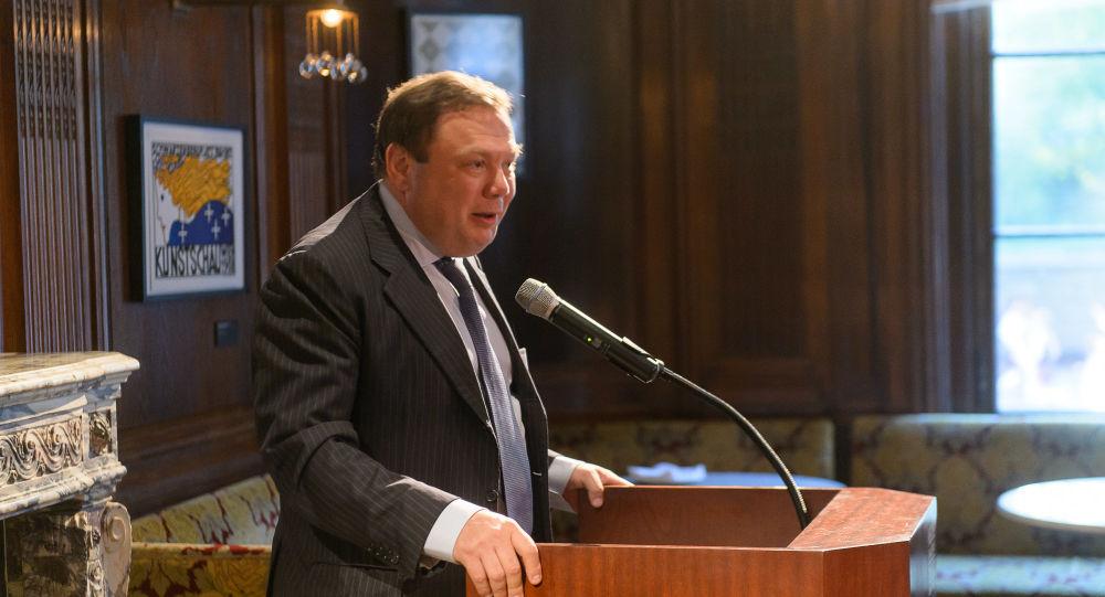 Mijaíl Fridman, multimillonario ruso