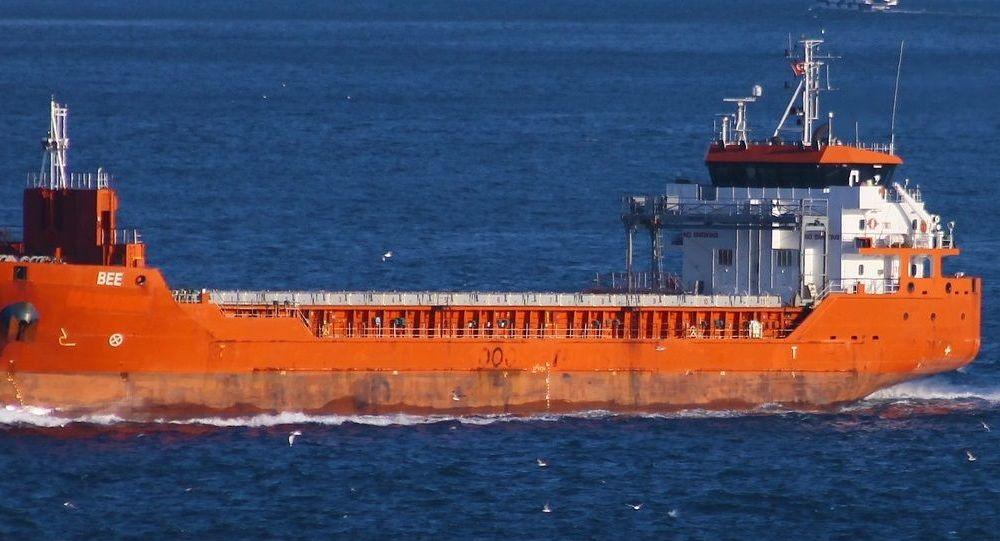 Un petrolero, imagen referencial