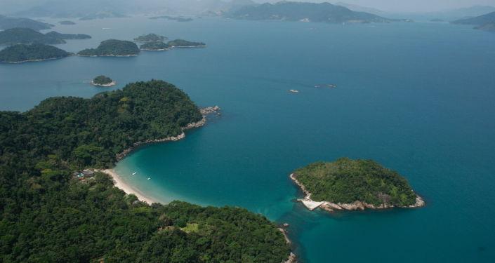 Islas de la bahía de Angra