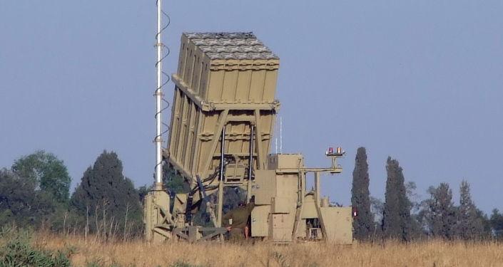Cúpula de Hierro en Israel