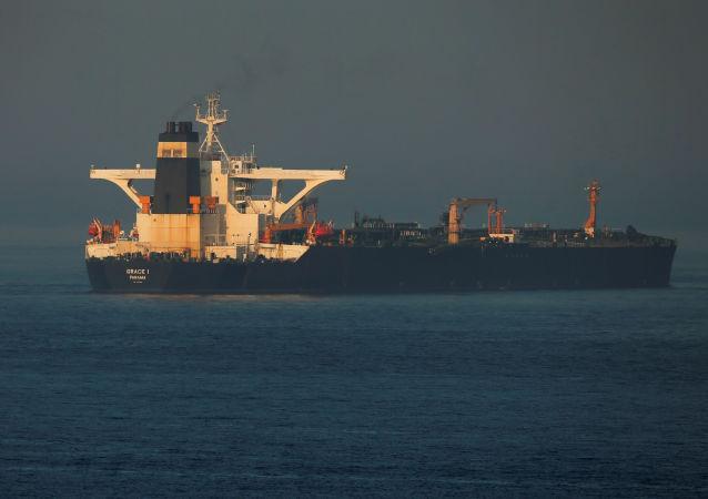 El petrolero iraní Grace 1 retenido por Gibraltar