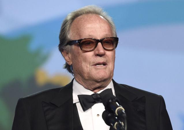 Peter Fonda, actor estadounidense