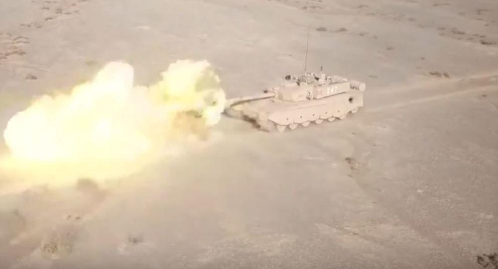 Maniobras militares en China