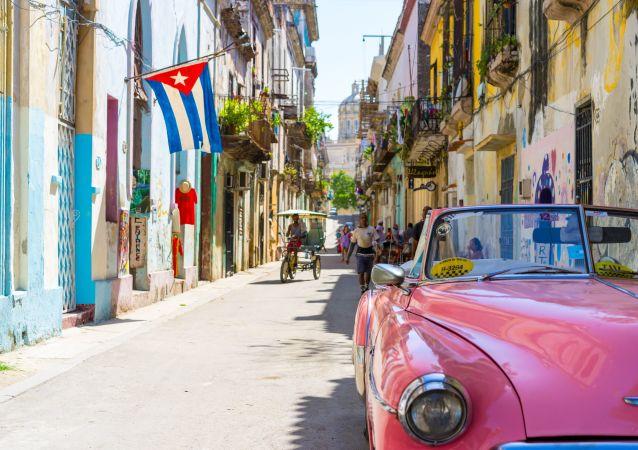 Las calles de La Habana, Cuba