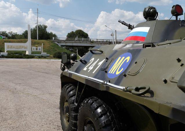 Tropas rusas en Transnistria