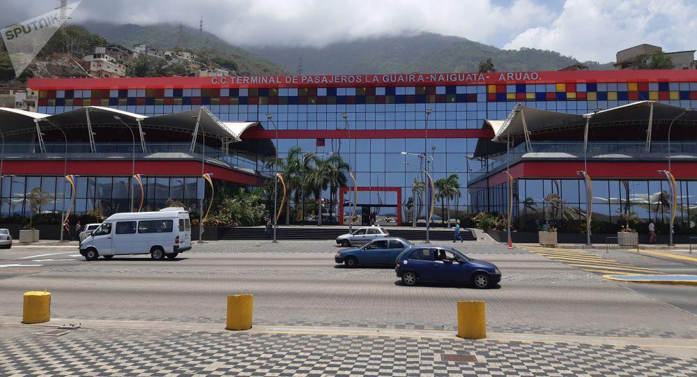 Terminal de Pasajeros La Guaira — Naiguatá — Caruao