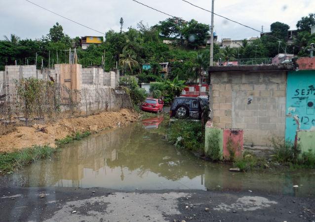 Las calles de Puerto Rico tras el huracán Dorian
