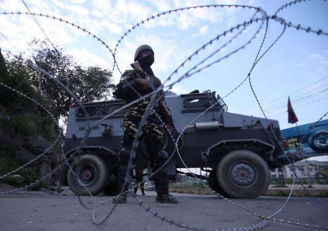 La situación en Cachemira (archivo)