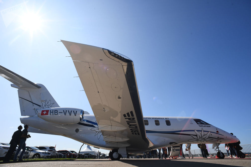 Salón Aeroespacial MAKS 2019