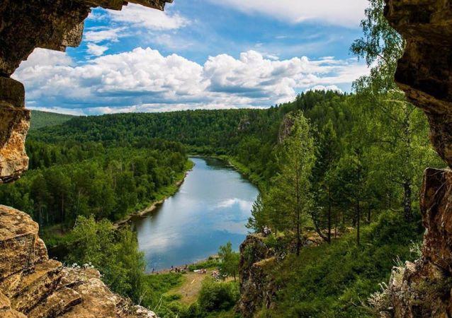Parque Yangan-Tau en Rusia