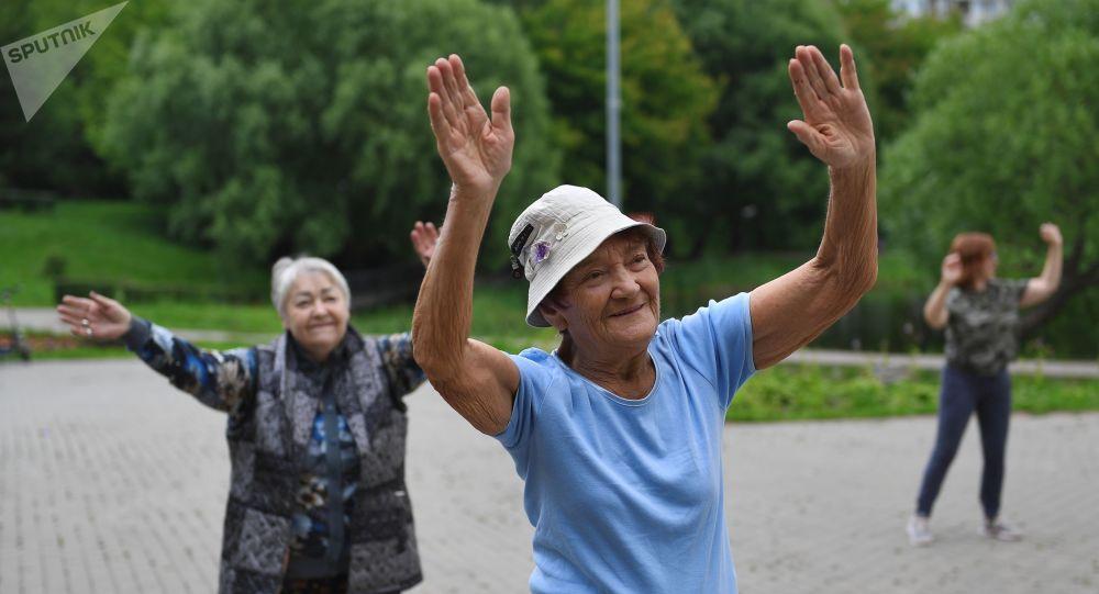 Ancianas rusas (imagen referencial)