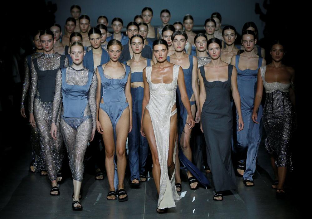 La Semana de la Moda Ucraniana celebra la sensualidad por todo lo alto