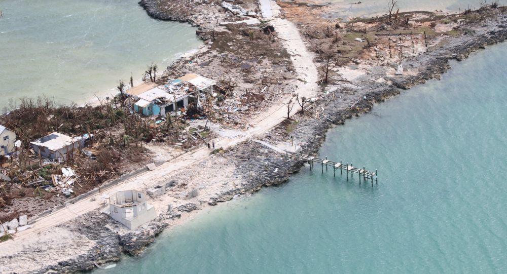 Las consecuencias del huracán Dorian en las Bahamas