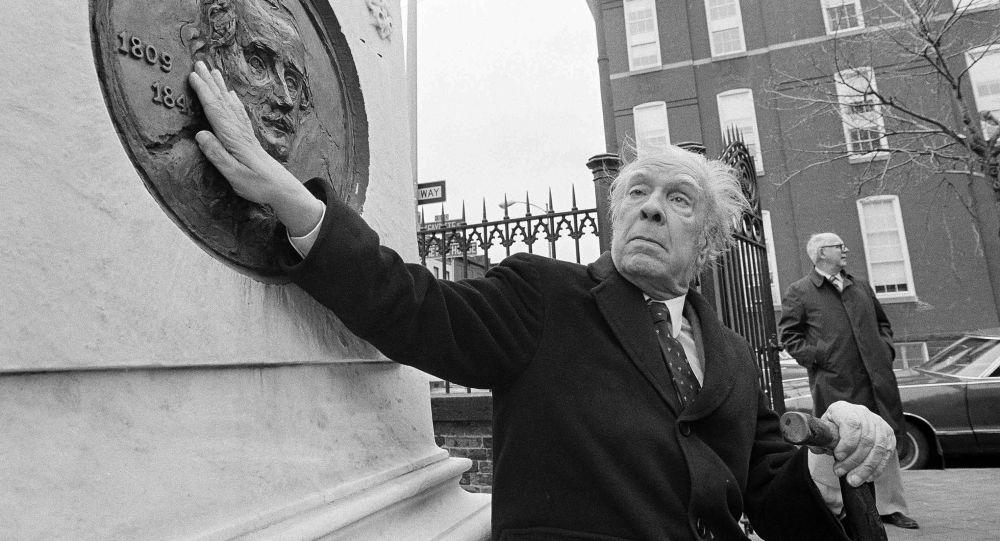 Jorge Luis Borges, el escritor argentino