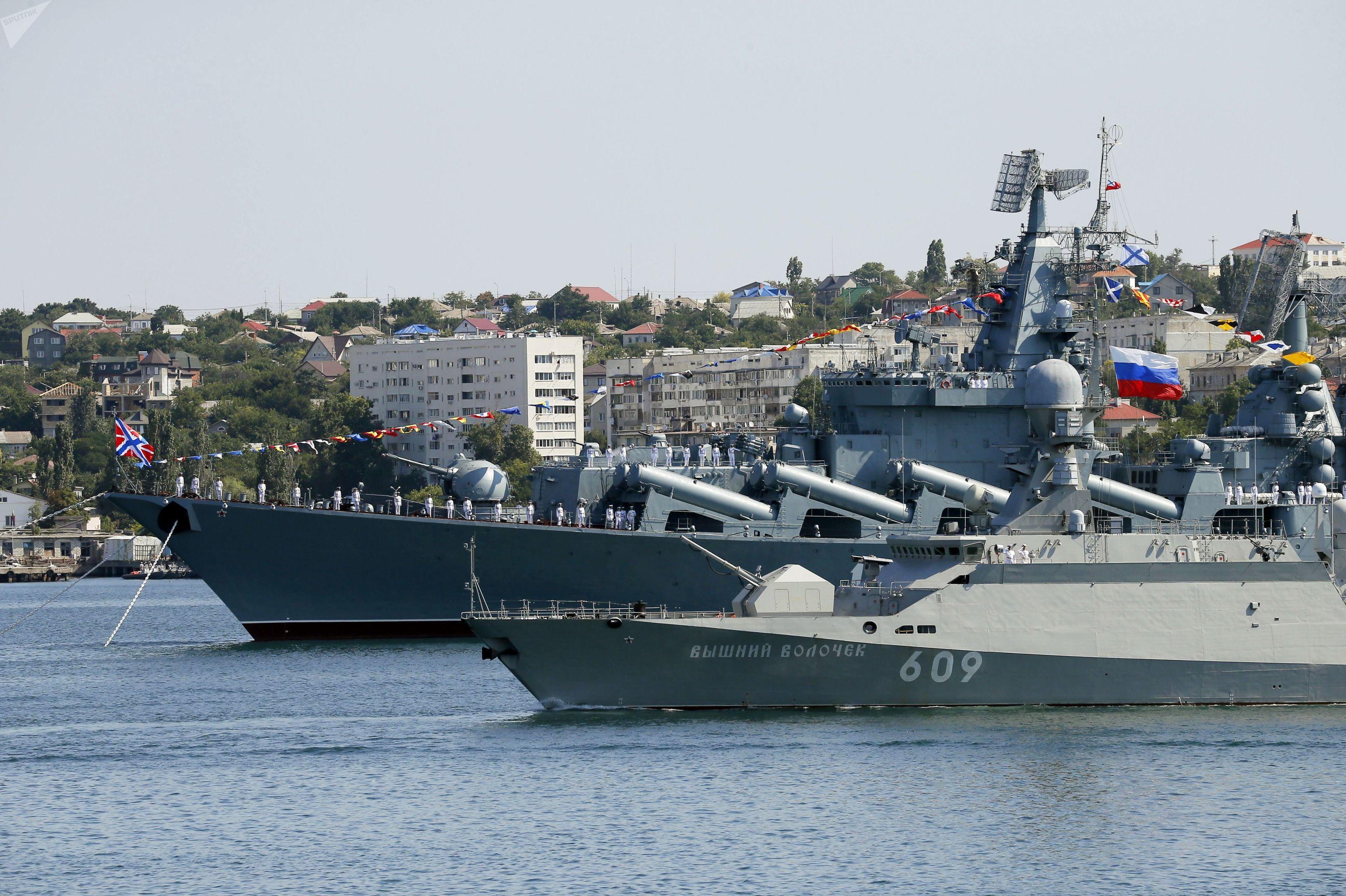 La corbeta Vishni Volochok