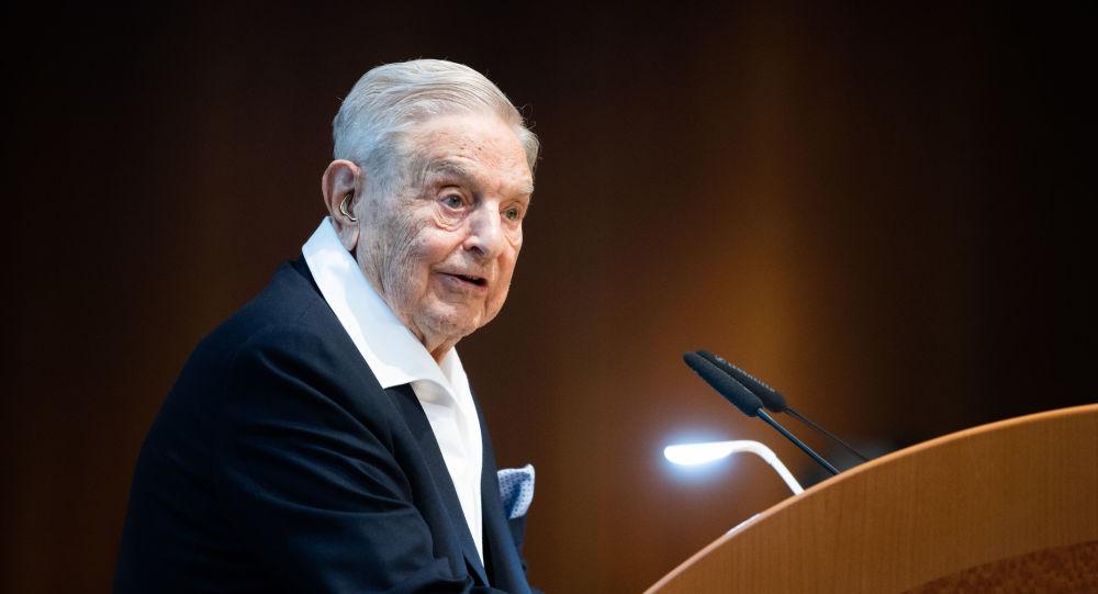 Inversor húngaro-estadounidense y multimillonario George Soros